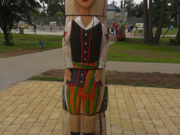 Zakątek edukacyjny ma przybliżać kulturę Mazowsza