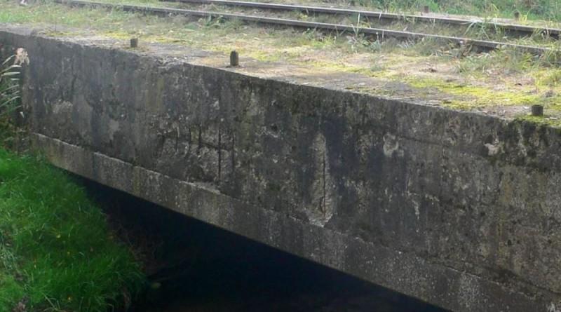 Jeden z mostków kolejowych przeznaczonych do zburzenia / fot. UD