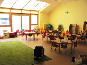 Jedna z sal dla przedszkolaków