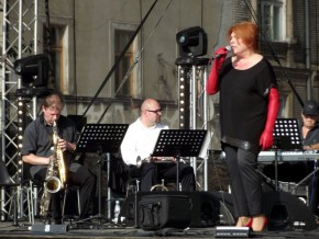 Krystyna Prońko podczas koncertu w Gorzowie / fot. Piotr Drabik / Wikimedia Commons CC BY 2.0