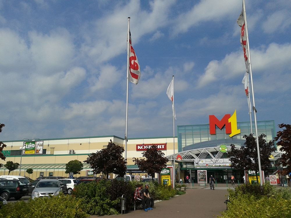 centrum handlowe marki