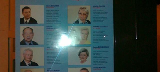 Kampania wyborcza na Targówku w rozkwicie