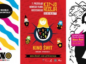 Paweł Sky: Posters for Bródno