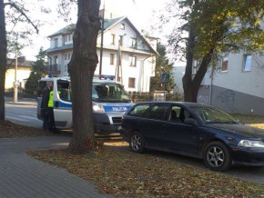 Pijany kierowca na Jórskiego  spowodował wypadek