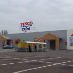 Tesco Extra – stary/nowy supermarket obok Targówka