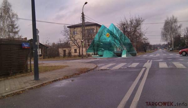 Metro u zbiegu Rolanda i Codziennej na Zaciszu / fot. materiały prasowe i targowek.info