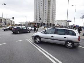 Jedno z najbardziej niebezpiecznych skrzyżowań w Warszawie jest na Bródnie