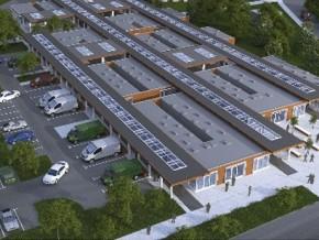 Tak ma wygląda bazarek w nowym miejscu według koncepcji ratusza