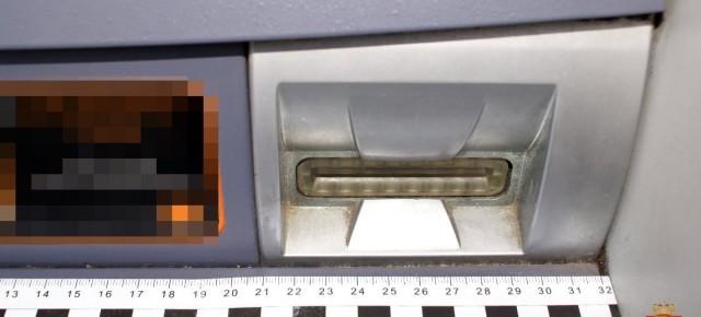 Trefny bankomat na Bródnie: policja złapała złodzieja