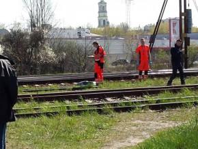 Zdjęcie z tragicznego wypadku podesłał nam internauta Bartek