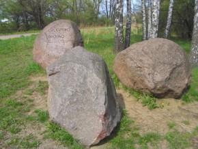Głazy narzutowe na Bródnie /fot. wikimapia.org
