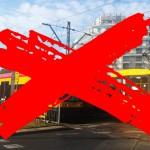 Znikające tramwaje: 4 i 25 zawieszone, 3 drastycznie skrócone, jedynka…