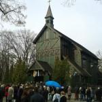 Ile osób z Targówka chodzi do kościoła?