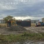 Zaczęła się budowa osiedla na polu PGR