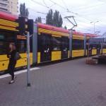 Dwukierunkowe tramwaje nie mieszczą się na torach