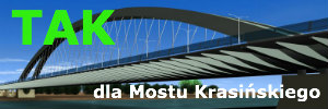 Mówimy: TAK dla Mostu Krasińskiego