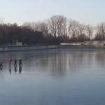 Największe lodowisko w Warszawie? Na zalewie przy Bardowskiego…