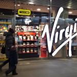 Sklep Virgin na placu Wileńskim