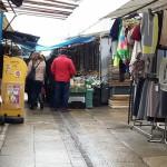 Bazarek przy ulicy Trockiej wstrzymuje budowę metra!