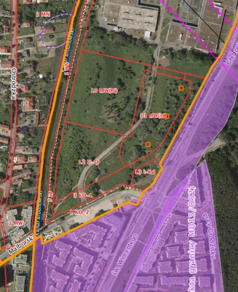 mapa Urząd Miasta