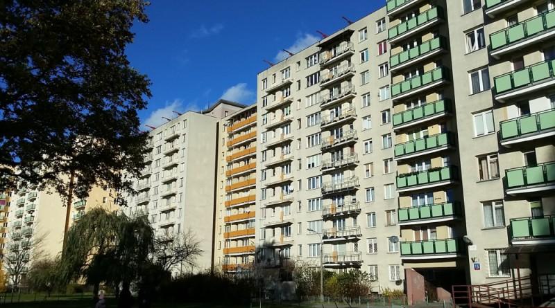 Bloki przy Rembielińskiej 15, 17 i 19 / fot. targowek.info