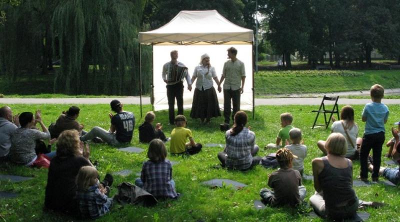 Bajkowy Teatr w Parku Bródnowskim / fot. Urząd Miasta