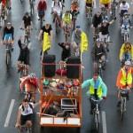 Rowerowa Masa Krytyczna przejedzie dziś przez Targówek