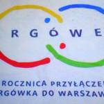 Tajne logo na 100-lecie Targówka wygląda tak