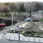 Dlaczego w centrum Targówka jest tak brudno?