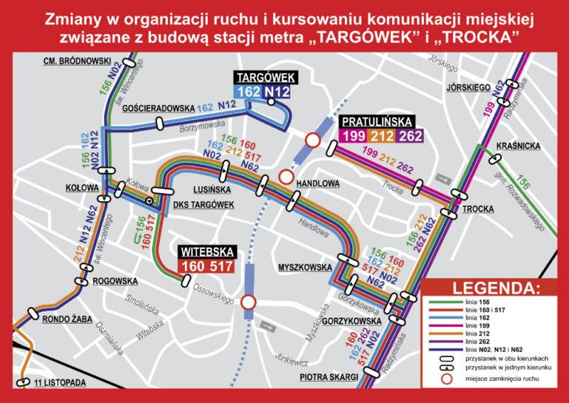 objazdy-II-linia-metra-targowek