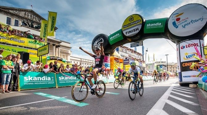 fot. Facebook/Tour de Pologne