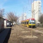 Mieszkańcy Bródna walczą o przystanek tramwajowy