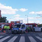 Najniebezpieczniejsze ulice Targówka: długa lista stołecznej drogówki