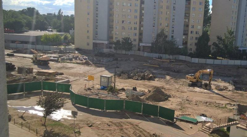 Budowa metra, fot. Agnieszka, czytelniczka targowek.info