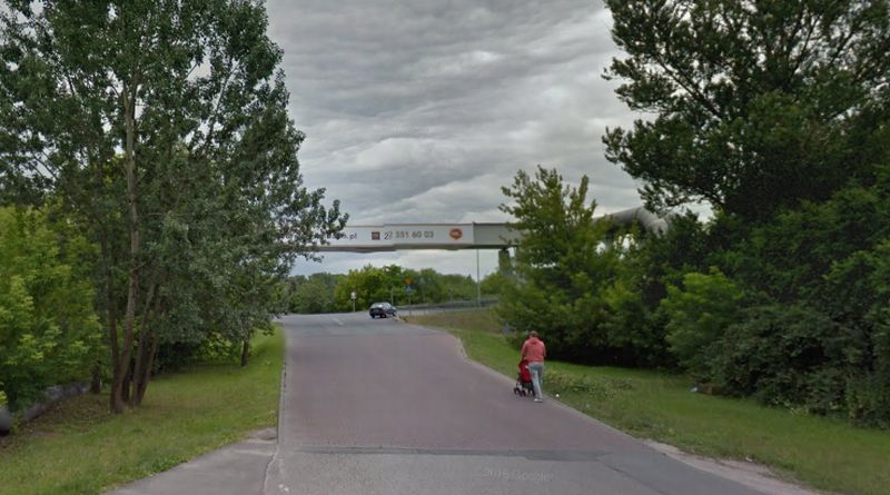 Ulica Przecławska / fot. Google Street View