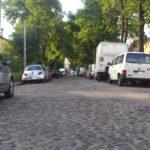 Wkrótce remont ulicy Lusińskiej. Bruk zostaje – ale nie cały.
