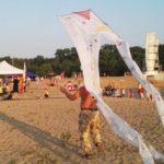Imprezy nad zalewem, tańce w parku, Legia w centrum handlowym