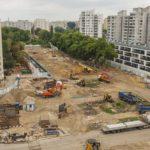 Raport z budowy metra: co zbudowano w lipcu? [ZDJĘCIA]