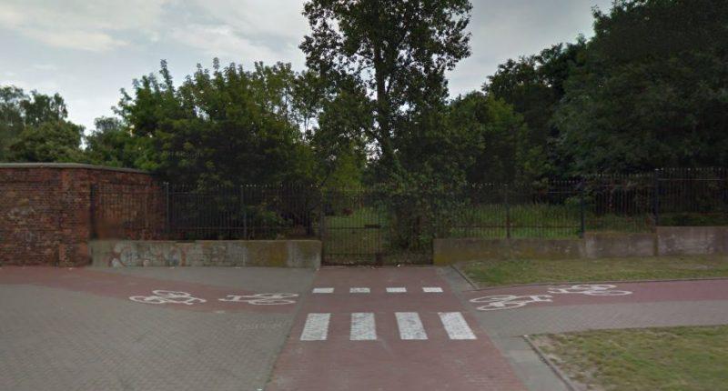 Do niedawna oba cmentarze do siebie przylegały / zdjęcie arciwalne Google Street View