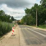 Budowa Trasy Świętokrzyskiej: na trzy miesiące zamykają Zabraniecką