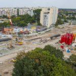 Raport z budowy metra: co zbudowano w sierpniu?