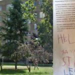 Dzieci piszą do burmistrza i prezesa: oddajcie nam piaskownicę!