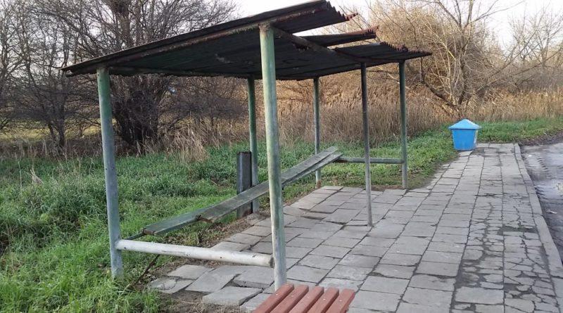 Przystanek Elsnerów nad Zalewem Bardowskiego / fot. targowek.info