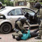 Obława policji na Bródnie
