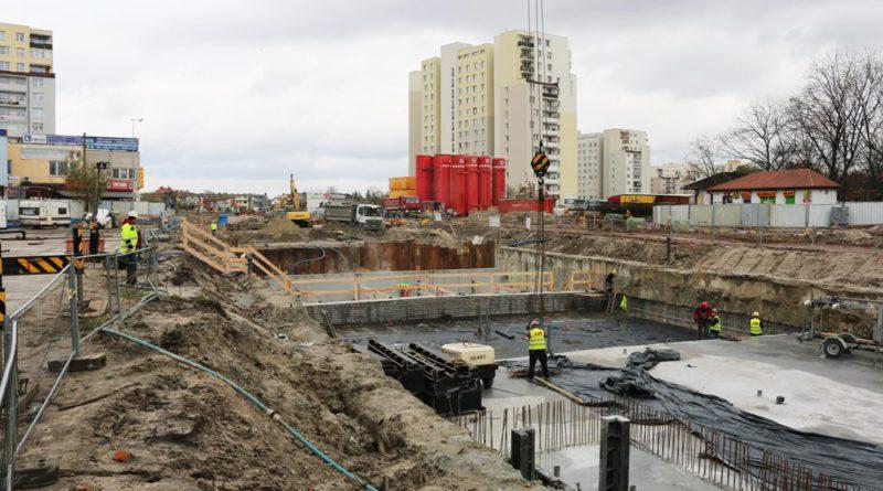 Odkrycia archeologiczne na budowie metra na Targówku