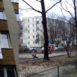 """Protest przeciwko parkingowi SM Bródno. """"Hucpa!"""""""