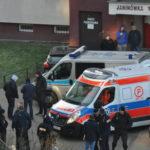 Policyjny pościg, strzały na Targówku
