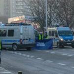 Śmiertelny wypadek na Bazyliańskiej