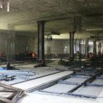 Raport z budowy metra: co zbudowano w styczniu 2017?