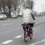 Ścieżka rowerowa wzdłuż całej Radzymińskiej